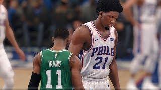 NBA 1/11 Boston Celtics vs Philadelphia 76ers | NBA JAN 11 Full Game Celtics vs Sixers NBA LIVE 18