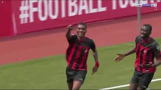 CARA Brazzaville (Con) 3 - 0 Enyimba (Nga) AFRICA: CAF Confederations Cup 16.05.2018