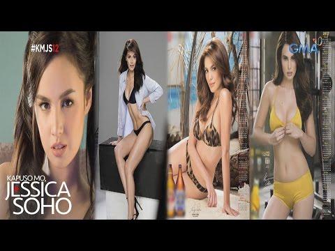 Kapuso Mo, Jessica Soho: Calendar Girls of 2017