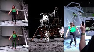 NVIDIA RTX Brings Lunar Landing Experience to SIGGRAPH