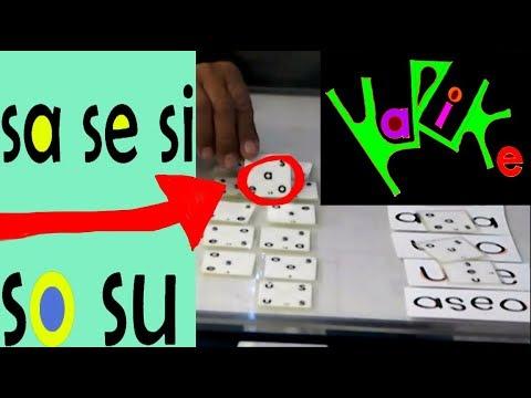 Xxx Mp4 Tutorial Aprendiendo La Sílabas Sa Se Si So Su Ejercicio 14 Letras En Desorden CUU MX 3gp Sex