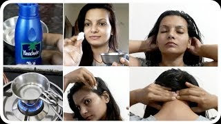 Proper way to apply hair oil & massage steps|Hair growth tips| AlwaysPrettyUseful by PriyaChavaan