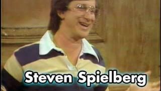 Steven Spielberg On Working With François Truffaut (1978)