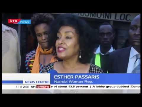 Xxx Mp4 Passaris Faults Government For Low Public Awareness On Huduma Namba 3gp Sex