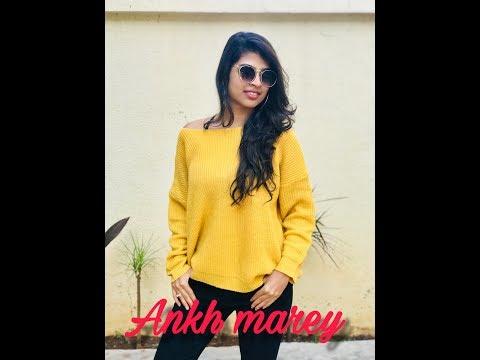 Aankh marey - SIMMBA | BOLLYWOOD | LATEST SONG | RICHA JAIN CHOREOGRAPHY