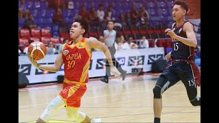 Clint Escamis continues solid play as Mapua rips Letran for fourth straight win