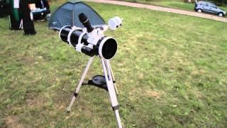 A hely: Csillagásztábor - Tarján