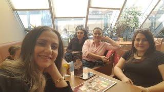 VLOG // KIZ KIZA KAHVALTI ve DAMAT-KAYINVALİDE SİNEMA KEYFİ