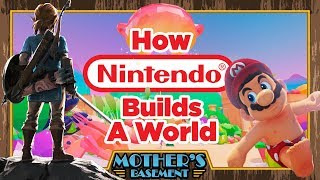 Joy in Motion - How Nintendo Builds an Open World (Mario Odyssey)