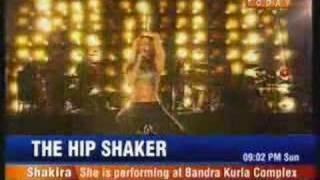 Shakira Concert in Mumbai (India) (25-03-2007)
