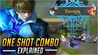 MUST KNOW COMBO of GOSSEN! Mobile Legends Gossen Savage Gameplay