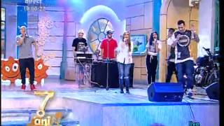 Puya, Vescan, Doddy, Ester si Anastasia - Medley LIVE