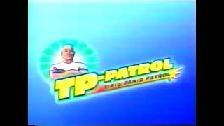 "Mr Clean Tipid-Pahid Bar ""TP-Patrol ver.1"" 30s - 1999, Philippines"