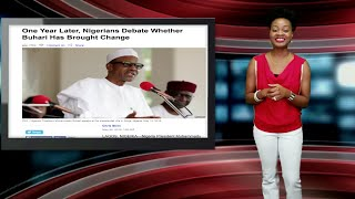 Keeping It Real With Adeola - Eps 216 (Dissecting Buhari's One Year In Office; Niger Delta Avengers)