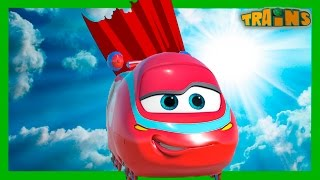 Train And The Monster Machines Full Episodes English ● Best Cartoon For Kids 2016 ✓