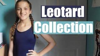 Leotard Collection!!   KatelynandKylie