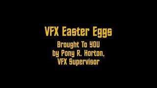 Star Trek New Voyages, 4x09, Mind-Sifter, VFX Easter Eggs