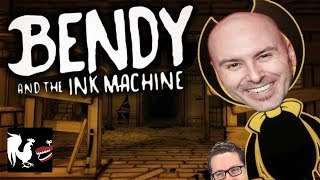 Game Time: Bendy and the Ink Machine with David Eddings   Rooster Teeth