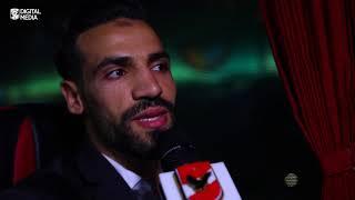 إسلام محارب: نعد جماهير الأهلي ببطولة أفريقيا