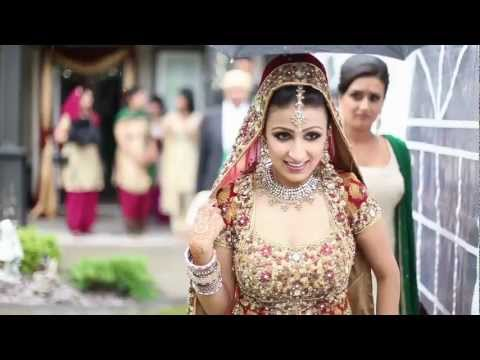 Sikh Wedding Highlights Vancouver | Rick & Paven's Wedding