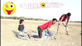 Must Watch Funny😂😂Comedy Videos 2018 Episode 33 || Bindas Fun ||