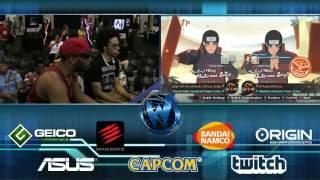 Naruto Shippuden: Ultimate Ninja Storm 4 - RNK Mangekyo VS. AfroSenju   Top 8   WW Chicago 2016