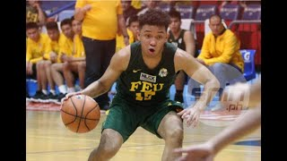 FEU Baby Tams take control early and ease to victory over UST Tiger Cubs