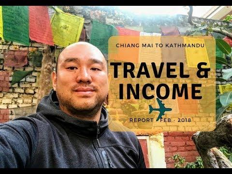 Xxx Mp4 Feb 2018 Travel And Income Report Chiang Mai To Kathmandu 3gp Sex