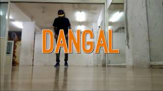 Dangal  Title Track  Dangal  Aamir Khan  Pritam  Daler Mehndi  Ankit Dave Choreography