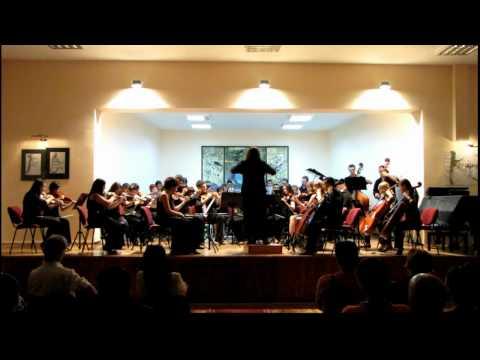 Arturo Marquez Danzon No 2 Conductor Milena Injac
