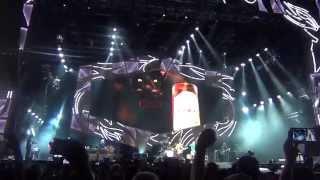 Rolling Stones Roma Circo Massimo 22-06-2014 Start Me Up HD