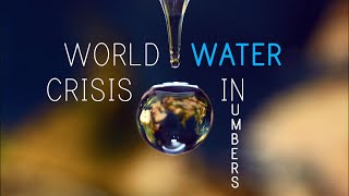 World water crisis in numbers