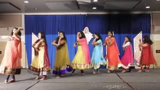 cham cham dance performance