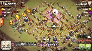 Kings Empire vs AEN War (Th11 Recap)