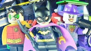 """LEGO DC Universe : 76013 """"Batman: The Joker Steamroller"""" - Review"""