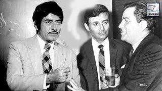 Ugly Fight Between Raj Kapoor And Rajkumar