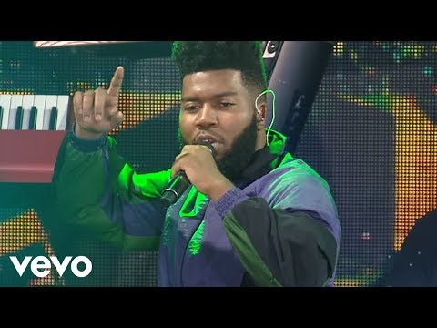 Khalid - Location (The TODAY Show) mp3
