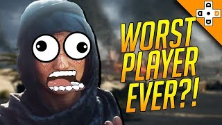 Funny Gaming Moments - WORST PLAYER EVER?! - Highlights Montage 11