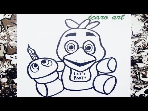 Xxx Mp4 Como Dibujar A Chica Peluche How To Draw Chica 3gp Sex