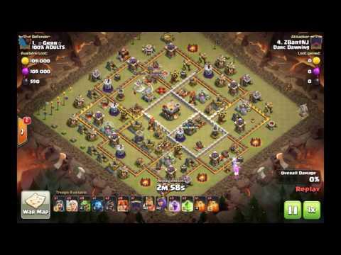 Xxx Mp4 Pot Luck War Attack 2 Star Th10 Vs Th11 AQ Walk VABY 3gp Sex