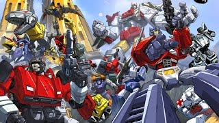 Transformers 08 S 0 S Dinabots