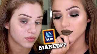 Testing ALDI Makeup Review! Does It Work?