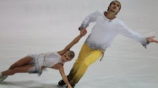 Jesus! They have a wow-factor! Volosozhar & Trankov hold the audience completely rapt