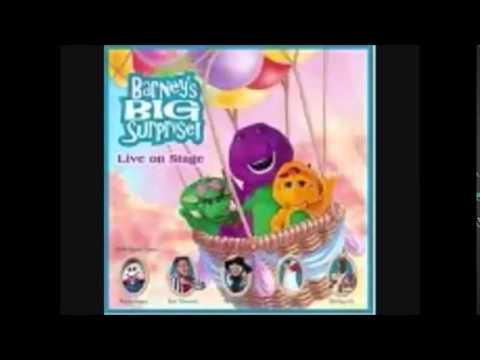 Barney Song My Kite
