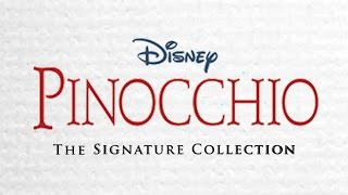 Pinocchio - Walt Disney Signature Collection Trailer