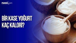 Bir kase yoğurt kaç kalori? (100 gr.)   Diyet-Kilo   Nasil.com