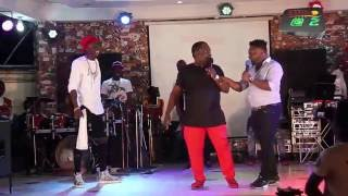 AKPORORO & FRIENDS IN LATEST COMEDY SHOW