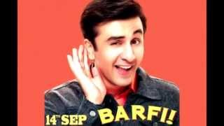 Barfi theme song and ringtune