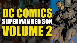 Superman Kills Batman (Superman Red Son Vol 2: Red Son Ascendent)
