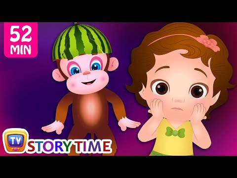 Chuchu Adopts A Puppy and Many Bedtime Stories for Kids in English | ChuChuTV Storytime